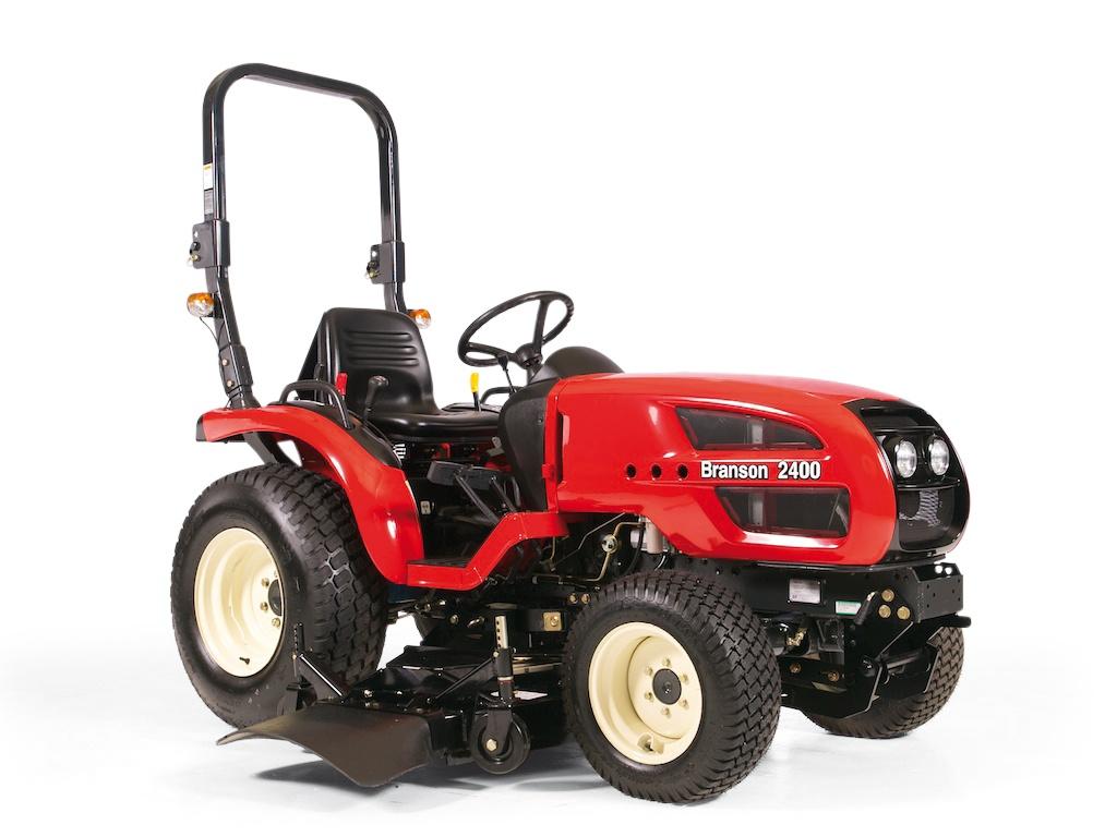 Трактор branson 2400 r16