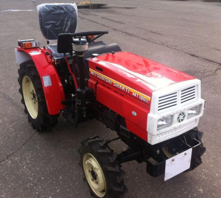 трактора японского производства