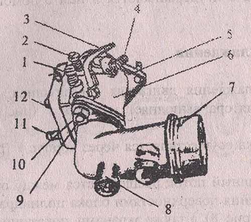 мотоблок валдай инструкция - фото 6
