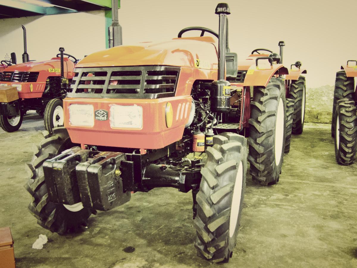 Трактора БУ и новые в городе Ульяновске