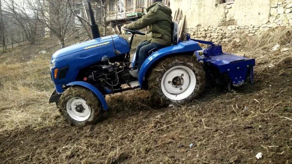 купить трактор в кредит в украине
