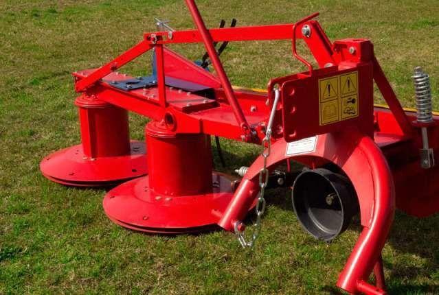 косилки для тракторов видео